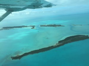 Bahamian islands - gorgeous colors