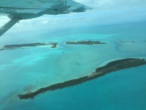 Bahamian islands - gorgeous colors