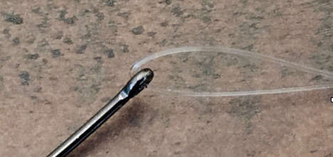 Hook in a loop