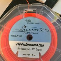 Ballistic line