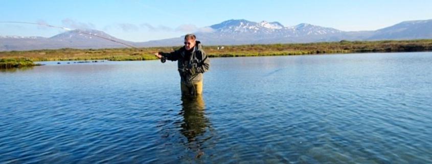 Lake Thingvellir