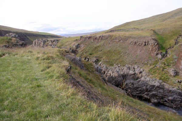 Blanda IV gorge