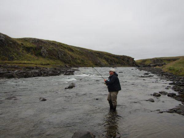 In Hrútafjarðará