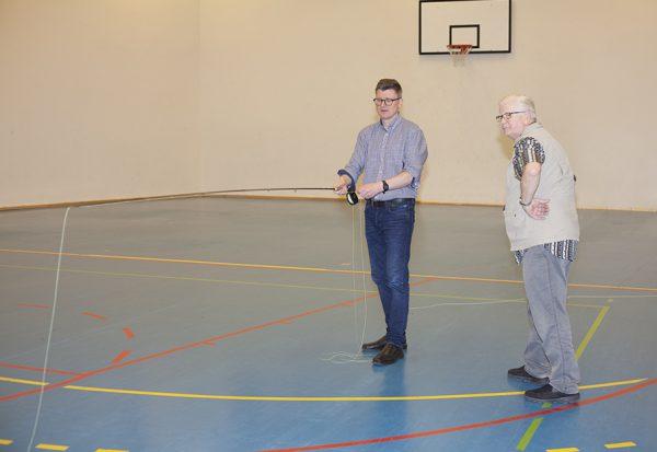 Gunnar and Stefán