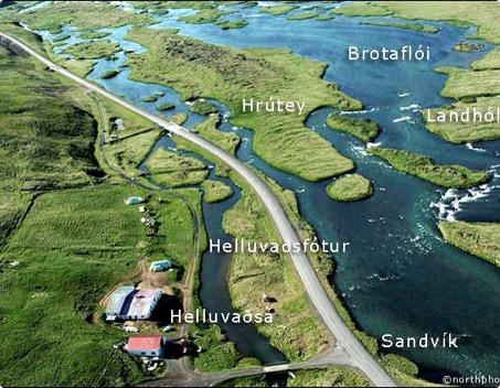 Helluvað - Hrútey