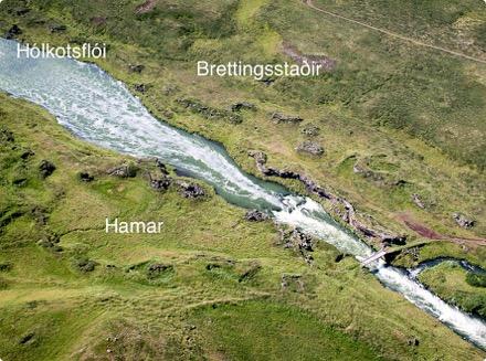 Brettingsstaðir - Hólkotsflói