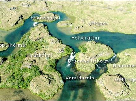 Geirastaðir - Brunnhellishólmi