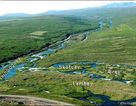 Helluvað - Lambey