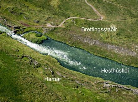 Brettingsstaðir - Hesthúsflói