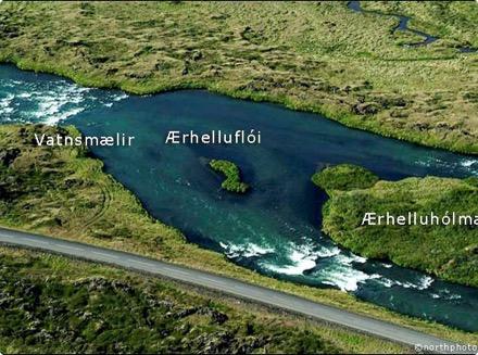 Hofstaðir - Ærhelluflói