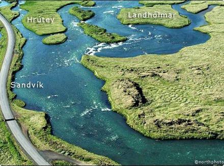 Hofstaðir - Gegnt Sandvik