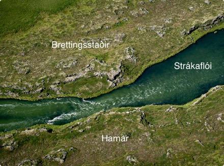 Brettingsstaðir - Strákaflói