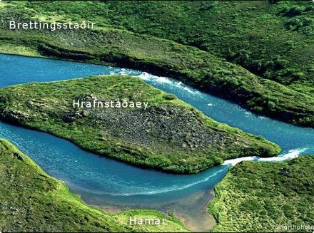 Brettingsstaðir - Hrafnstaðaey
