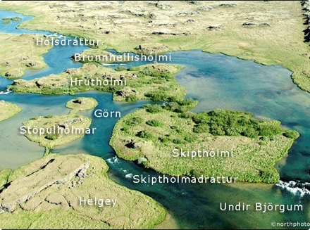 Geirastaðir - Skipthólmi