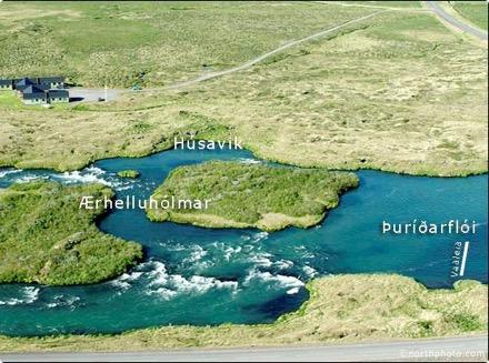 Arnarvatn - Þuríðarflói