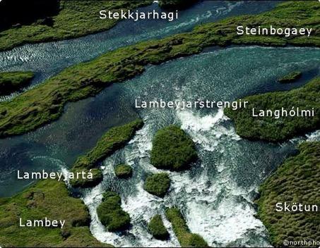 Helluvað - Lambeyjarstrengir