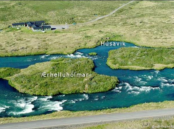 Arnarvatn - Ærhelluhólmar