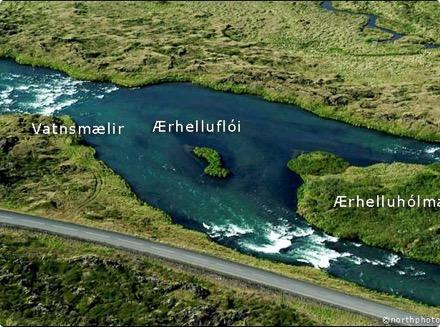 Arnarvatn - Ærhelluflói