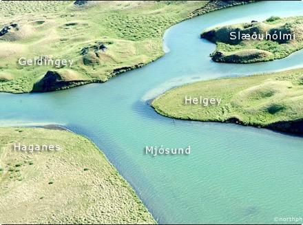 Geirastaðir - Mjósund