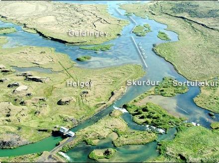 Geirastaðir - Skurður