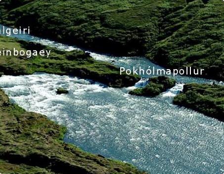 Helluvað - Pokhólmapollur