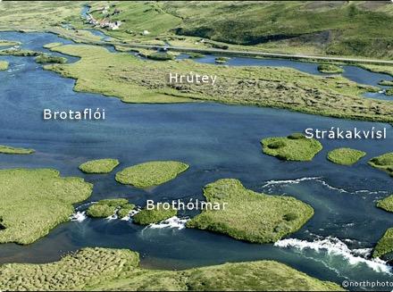 Hofstaðir - Brotaflói