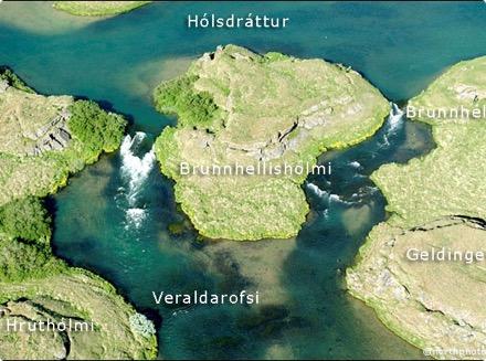 Geldingey - Brunnhellishólmi