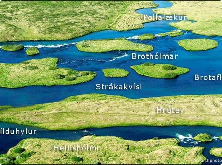 Hofstaðir - Brothólmar