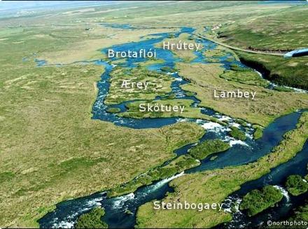 Hofstaðir - Skötuey