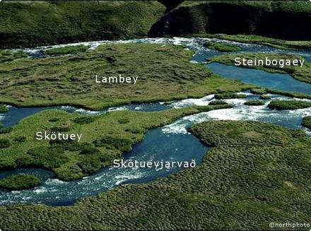 Hofstaðir - Skötueyjarvað