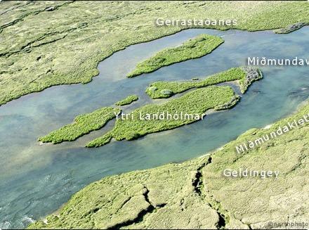 Geirastaðir - Ytri Landhólmar