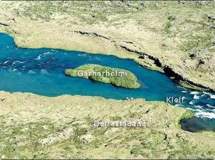Geirastaðir - Kleif