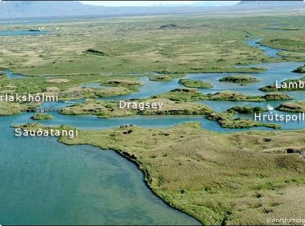 Geldingey - Sauðatangi