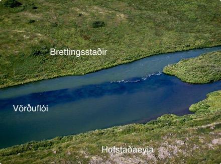 Brettingsstaðir - Vörðuflói