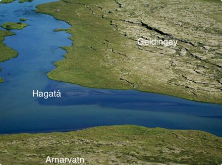 Arnarvatn - Hagatá