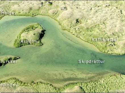 Geirastaðir - Skipdráttur