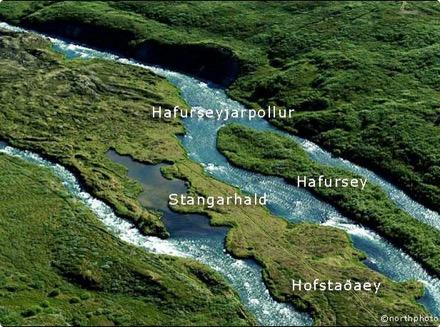 Hofstaðaeyja - Hafursey