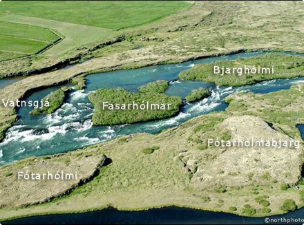 Hofstaðir - Fasarhólmar