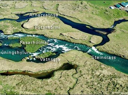 Hofstaðir - Fótarhólmi