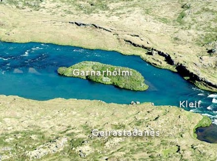 Arnarvatn - Kleif