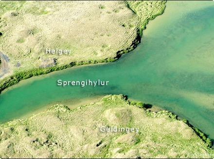 Geirastaðir - Sprengihylur