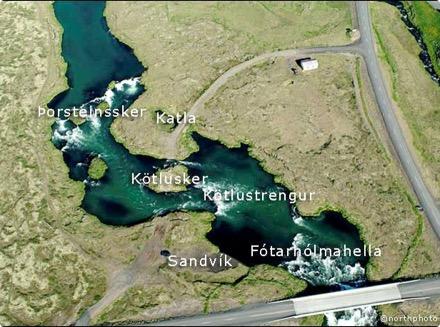 Hofstaðir - Kötlusker