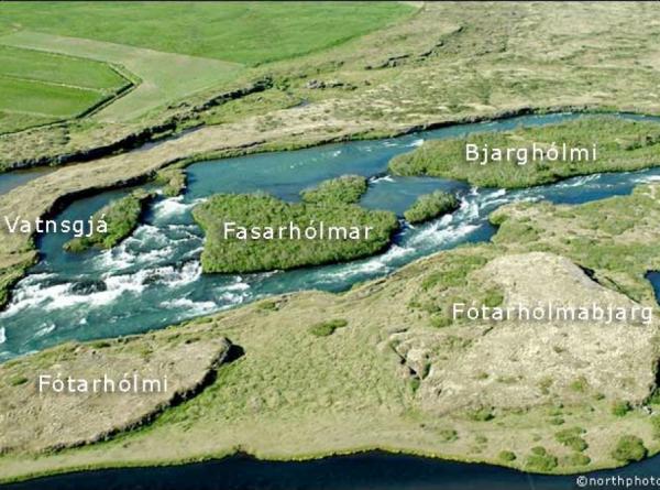 Arnarvatn - Fasarhólmar