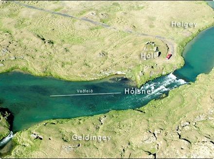 Geirastaðir - Hólsnef