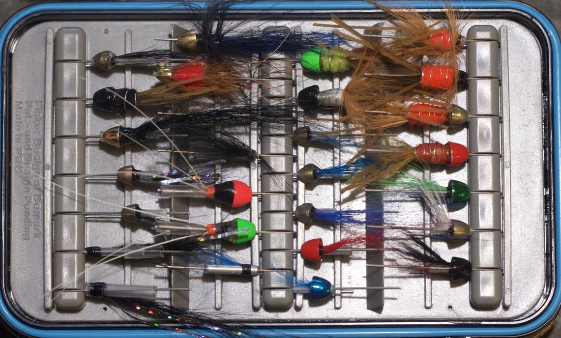 Salmon tubes